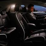 Ford Mondeo Titanium X - Der Innenraum des Mittelklassewagens