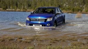 Ford will den Ranger auch in Europa erfolgreich absetzen