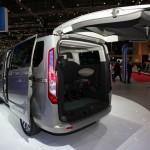 Ford Transit Tourneo Custom präsentiert sich in Genf