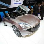 Der Hyundai I-Oniq auf dem Genfer Autosalon 2012
