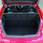 Der Kofferraum des neuen Hyundai Veloster