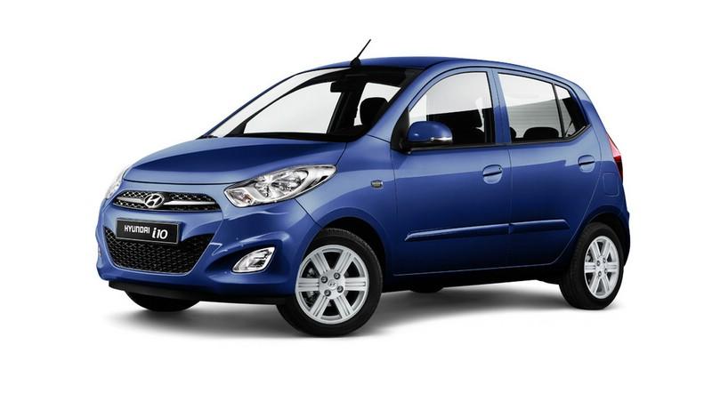 Hyundai ix20 Sondermodell UEFA Edition 2012