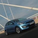Der neue Hyundai i30 Modelljahr 2012 (Fahraufnahme)