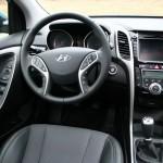 Das Cockpit des neuen Hyundai i30