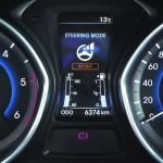 Der Tachometer des 2012-er Hyundai i30