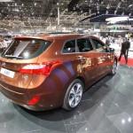 Die Heckpartie des neuen Hyundai i30cw