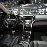 Der Innenraum des Hyundai i30cw
