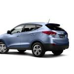 Hyundai ix35 Sondermodell UEFA Edition 2012