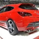 Irmscher Tuning für den neuen Opel Astra GTC - Genf 2012