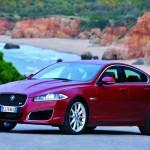 Jaguar XFR hat ein Drehmoment von 625 Nm.