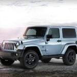 Neues Jeep Sondermodell Wrangler Arctic