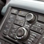 Die LPG-Taste im Opel Astra 1.4 Sports Tourer