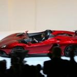 Lamborghini präsentiert den Aventador J auf der Genfer Messe