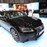 Der Lexus GS 450h auf dem Genfer Autosalon 2012