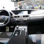 Der Innenraum des neuen Lexus GS 450h