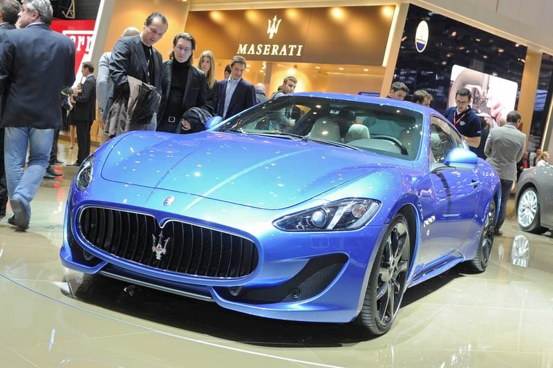 Maserati präsentiert GranTurismo Sport mit 460 PS
