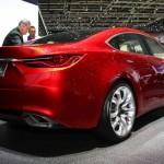 Eine Frage der Zeit, wann der Mazda Takeri Concept den Mazda6 ablöst