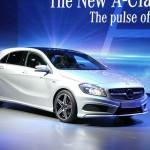 Mercedes-Benz zeigt die neue A-Klasse auf der Genfer Messe