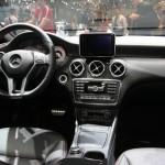 Das Interieur des neuen Mercedes-Benz A-Klasse