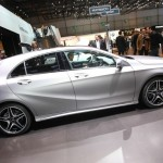 Mercedes-Benz A-Klasse 2012 auf den Genfer Autosalon