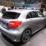 Mercedes-Benz A-Klasse auf der Automesse Genf 2012
