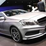 Mercedes-Benz präsentiert die neue A-Klasse in Genf