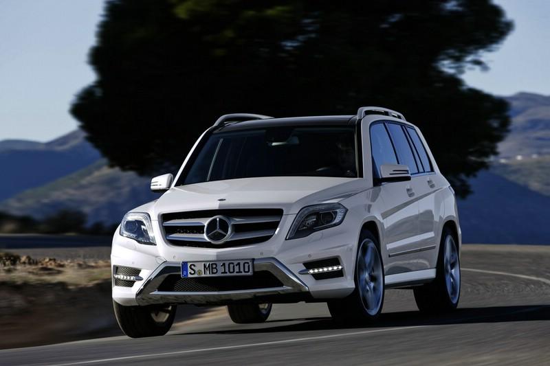 Galerie mercedes benz glk 2012 bilder und fotos for Mercedes benz glk350 suv 2012