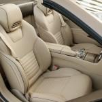 Der Innenraum des neuen Mercedes-Benz SL 500