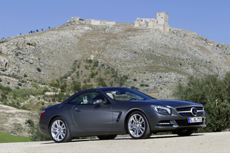 2012-er Mercedes-Benz SL 500