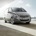 Das Sondermodell Mercedes-Benz Viano Pearl kommt im Sommer 2012