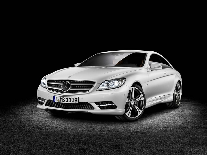 Mercedes-Benz bringt den CL 500 4Matic als Grand Edition