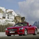 Mercedes SL in der neusten Generation 2012