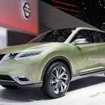 Nissan Hi-Cross Concept auf dem Genfer Autosalon 2012