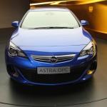 Die Frontpartie des neuen Opel Astra GTC OPC