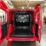 Die Ladefläche des neuen Opel Combo