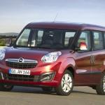 Opel Combo Tour 2012 (Standaufnahme)