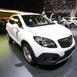 Opel präsentiert in Genf den neuen Mokka