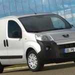 2012-er Peugeot Bipper Kastenwagen kommt mit neuem Motor
