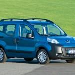 Peugeot Bipper Tepee 2012 mit neuer Motor und verbesserter Ausstattung