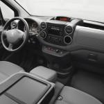 Der Innenraum des Peugeot Partner Kastenwagen