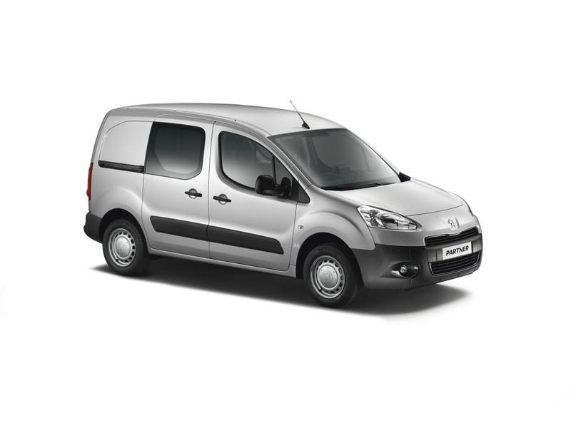 Peugeot bringt neuen Partner Kastenwagen
