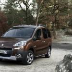 Peugeot Partner Tepee modellgepflegt 2012