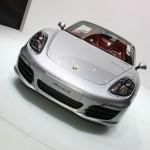 Die Frontpartie des neuen Porsche Boxster