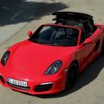 Der neue Porsche Boxster S leistet 315 PS und ist 279 km/h schnell