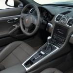 Der Innenraum des neuen Porsche Boxster S - Das Cockpit