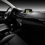 Das Armaturenbrett des neuen Renault Megane 2012