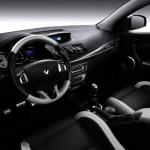 Cockpit des neuen Renault Megane R.S.