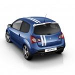 Der neue Renault Twingo Gordini R.S. in der Heckansicht