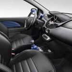 Der Interieur des Renault Twingo Gordini R.S.