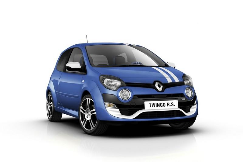 Der Renault Twingo Gordini R.S. bekommt neues Gesicht